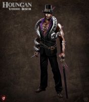 Houngan by DNA-1