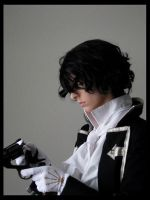 Cosplay: Gilbert Nightray by SailorAnime