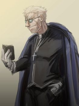 padre Anderson by Taneysha