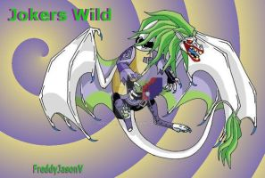 Jokers Wild by CrazyCrocuta
