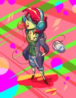 Walkman by animegirl43