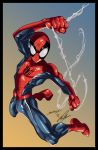 Mark Bagley Ultimate spider man by Przemo85