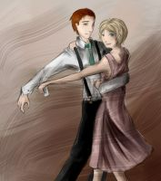 Slow Dancing by Clearence-Puppy