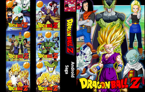 Dragon Ball Z Android Saga Collection Cover by Guitar6God