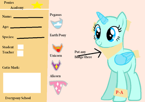 PoniesAcademy Form Base by SanauSeven