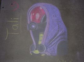 Chalk Tali by Camspar