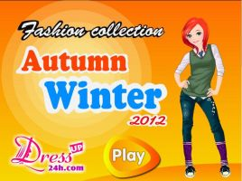 AUTUMN-WINTER COLLECTION 2012 by kute89