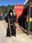 Posing at the Hoggetowne Faire 2013 by UrsusArctos85