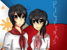 Pilipinas double by Moonlite-Rabbit