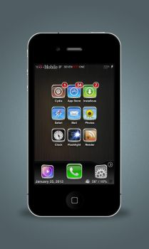 My Newest iPhone SB 2 by TonyWindy