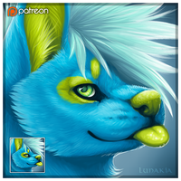 GeekiDog Icon by Lunakia