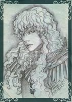 Commission: Griffith by CristianaLeone