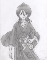 Kuchiki Rukia - Bleach by Shinoharaa