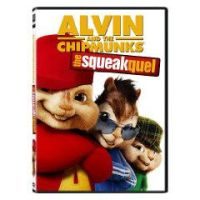 Squeakquel DVD Cover by iLikeChipmunks
