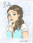 Belle French- OUAT by Cassanova-Star