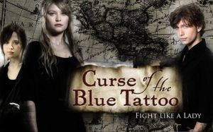 Curse of the Blue Tattoo by Zapenbits