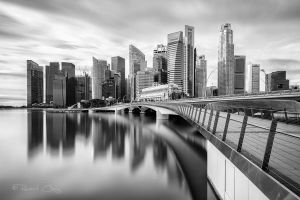 .:Path to the City:. by RHCheng