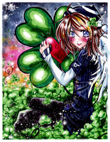 Clover Commission by tagl