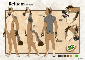 Reluam Reference by Silvixen