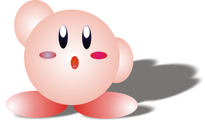 The return of Kirby  (CorelDraw) by chacs
