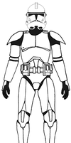 Clone Trooper CT-8796 by historymaker1986
