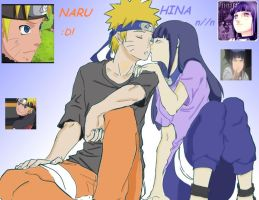 NaruHina Collage by Naruhina100