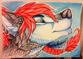 ATC trade for eleweth by nightspiritwing