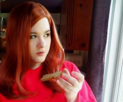 Doctor Who - Amy Pond by Koalois