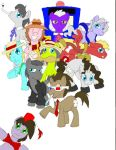 THe Incarnations of Dr. Whooves by Shotoman