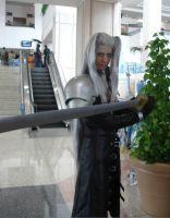 Sephiroth by ravenqueen22