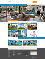 EstateInvest- Web Design by NickchouBG