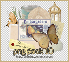 PNG PACK 10 by ChantiiGG