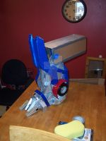 optimus leg by TIMECON