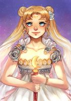 Princess Serenity by LaneChan