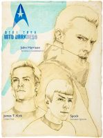 STAR TREK INTO DAKNESS by 403shiomi