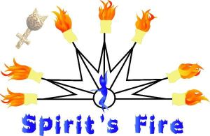 Spirit's Fire Logo Graphic by Catwoman69y2k