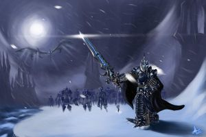 The Lich King by just1ce1