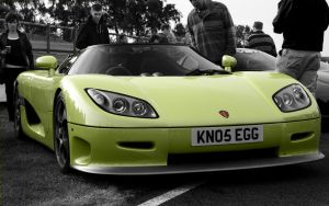 Koenigsegg CCR by FurLined