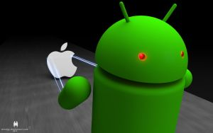 3D Android 2 by almahy