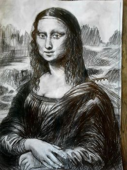 Mona Lisa . by Imortally