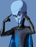 Megamind by Werewolf9595