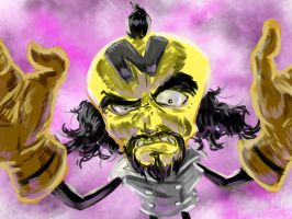 Dr. Neo Cortex by KTy-cat