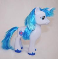 Shining Armor Custom FiM My Little Pony by mayanbutterfly