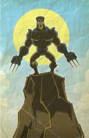 Wolverine Color by WEB99