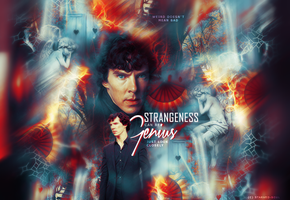 Sherlock - Header by Starved-Soul by Starved-Soul
