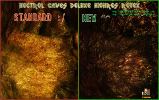 Hectrol CAVES DELUXE HR Retex - Comparison 03 by hectrol