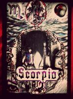 Zodiac: Scorpio by Mannith