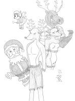 Coming this Christmas... by Limpurtikles
