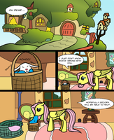 Pawrints Page 1 by Pawpr1nt