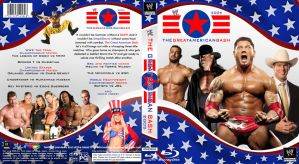 WWE Great American Bash 2005 Blu-Ray Cover by Chirantha